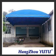 Article TLP0055 cadre en acier entrepôt de stockage tente