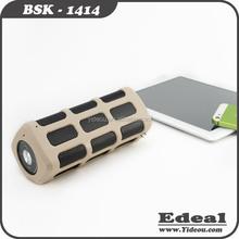 Hot slim 7000mAh high capacity power bank 10w 8ohm speaker bluetooth for radio mp3