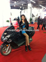 EEC 6000W Electric Scooter/Electric Motorcycle/ High Power Scooter/60V60Ah Lithium Battery ST-3