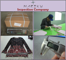 knife Loading inspection/quality control agent/supplier verification/quality inspection/commodity /key chains/plate/QC onsite