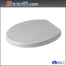 Custom made grey color toilet seat, any color is available
