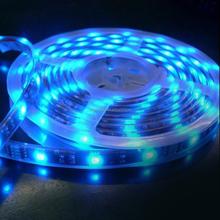 CE&RoHS 12V Waterproof LED Strips Light SMD 3528 Blue Smart Lighting 60leds