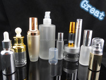 wholesale cosmetic containers glass bottles glass jars