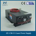 80w alimentação laser co2 para yueming
