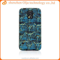 Olja custom pattern tpu mobile phone case for samsung galaxy s5,lagging cellphone case for samsung and iphone