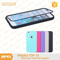BRG Wrap Up Touch tpu flip bumper case cover for iphone 6