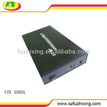 special offer cheap price 3.5 hdd external box lan sata hdd enclosure 480mbps