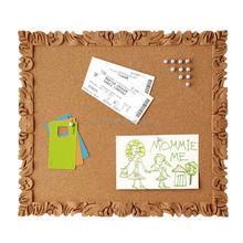 2015 factory best selling cork bulletin message board