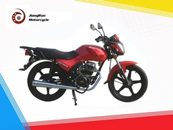 Two wheels and Single-cylinder 125cc King Tiger street motorcycle /street bike on sale
