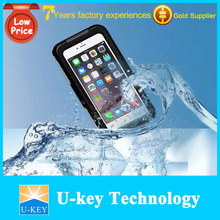 2014 New product China supplier cheap mobile phone case , for 5.5 inch iphone 6 plus waterproof case
