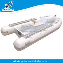 2015 CE Certificate Aluminum RIB Boat Cruise Ships Pontoon Boat Rescue Boat
