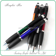 2015 Latest popular plastic multi-function ballpoint pen with heart