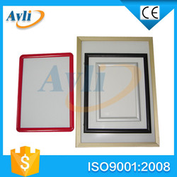 2015 new style hot sale cheaper aluminium picture poster frame