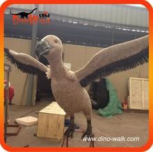 3 meters life size emulation robotic realistic animal eagle