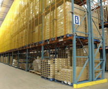 Direct factory vertical plate rack with certificates