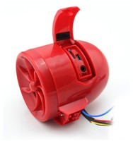 Motorcycle stereo system/ motorcycle audio /motorcycle parts MT483-RED[AOVEISE]