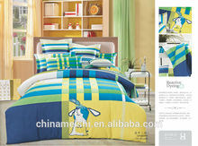 Guangdong Meishi Brand cotton material bedding set