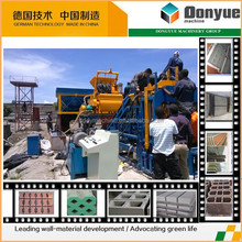 small products manufacturing machines concrete block making machine kenya business for sale