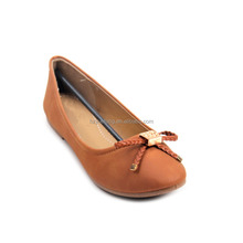 spring autumn ladies casual shoes glossy soft bottom solid pointed toe femininos shiny ballet shoes