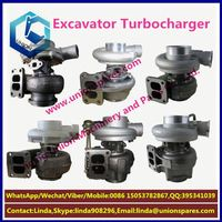 Hot sale for for komatsu PC4003 turbocharger model TA4532 Part NO. 6152-81-8210 S6D125 engine turbocharger OEM NO. 465105-0003