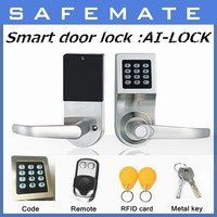 NEW ESAFEMATE electronic combination locks digital door lock with remote control
