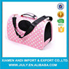 cute dog carrier bag dog kennel pet carrier dog bag