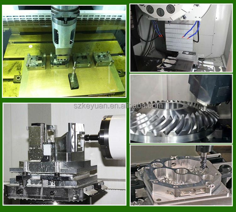 horloge central pièces de machines