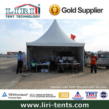 4x4m Outdoor Garden Canopy at Desert for Competition