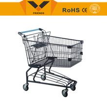Supermarket trolley for sale supermarket shopping trolley supermarket trolley with easy moving