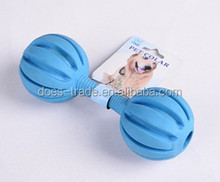 Bone-shaped squeaky pet toys for dogs