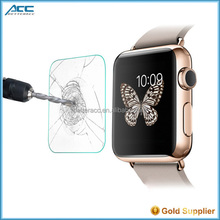 Premium 0.33mm HD Ultra Clear 2.5D 9H Otao Tempered Glass Screen Protector for Apple iWatch
