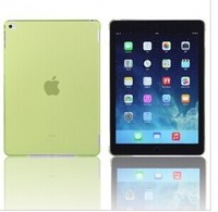 Pure Color Protective Plastic Hard Cover Case for iPad Air 2
