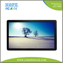 60 inch all in one touch screen pc infrared touch all in one