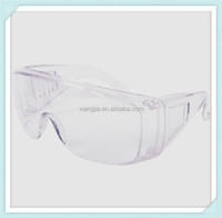 Top quality newest en 166 standard of safety goggles