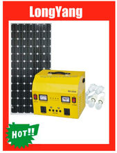 solar energy system mini solar power generator solar generator for home use suitable for Africa and Asia marking