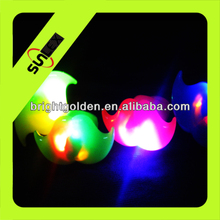 Moustache led flashing ring yiwu factory