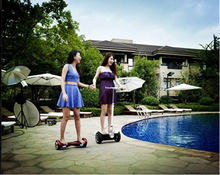 Hot Selling 2015 best quality scooter self balancing for kids with aluminium alloy,lithium battery and CE,FCC