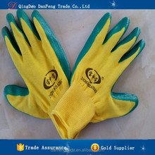 DANFENG DJ502 cheap work antistatic gloves nitrile gloves