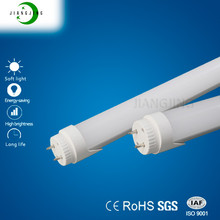 Cheap price rotatable end caps SMD2835 warm white 2ft 60cm 9w t8 led lights tube