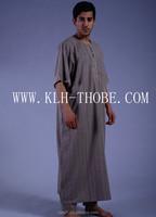 Cotton men Kaftan Caftan Jilbab Thobe