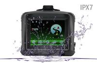 3.5 Inch Motorcycle GPS Navigation System - Waterproof, 4GB Internal Memory, Bluetooth