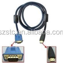 High Quality VGA Cable 10m 20m 30m 50m