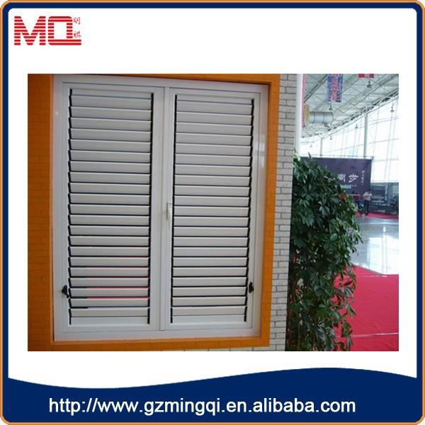 Interior Exterior Aluminium Louver Window Shutters Aluminum Louver View Aluminium Louver