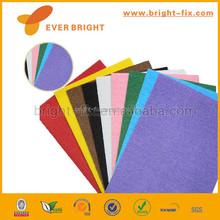plush EVA designs for shoes material