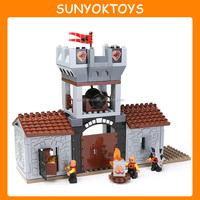 High Quality Blocks ! 76PCS Warfare Times Legoeds Plastic Educational Building Blocks Toys For Kids
