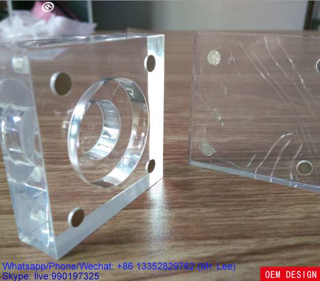 Clear plastic euro coin holders  acrylic coin collection rack (3).png