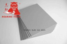 Laminated Solid Grey Chip Board/Grey Chipboard/Grey cardboard paper