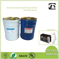 High bonding strength double - compounds liquid expory resin for lead - acid battery (Direct factory)