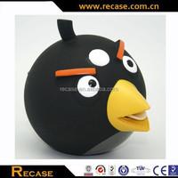 Latex rubber plastic farm bouncing animal toy