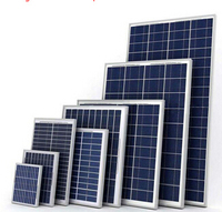 USA stock 100 W mono 100Watts Photovoltaic PV Solar Panel Off Grid for 12V RV Boat camping